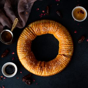 Spiced Date Bread