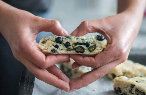 Basic Flakey Scones/Tea Biscuits