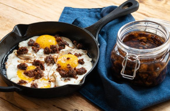 Awarma: Lebanese Beef Confit